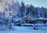 Hôtel Pied des pistes Girmont Val d'Ajol - Auberge De La Poulcière-1