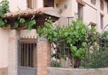 Location vacances Allepuz - Apartamentos Turisticos El Refugio-2