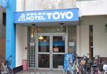 Hôtel Japon - Backpackers Hotel Toyo-3