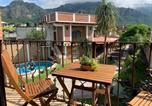 Hôtel Tepoztlán - La Buena Suerte-1