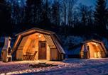 Villages vacances Hermagor - Glamping Pibernik - Pr' Hostar-1