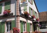 Hôtel Niederschaeffolsheim - Hôtel Restaurant Au Cygne-1