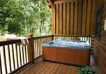 Location vacances Pigeon Forge - Moonlight Retreat-3
