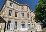 Hôtel Provence-Alpes-Côte d'Azur - Auberge de Jeunesse Hi Marseille Bois-Luzy-1