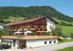 Location vacances Reit im Winkl - Gästehaus Bergstüberl-1