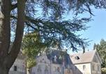 Hôtel Gentioux-Pigerolles - Château de Crocq - Chambres d'Hôtes de Charme-2