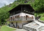 Location vacances Visp - Spacious Apartment in Mehlbaum with Mountain View-1
