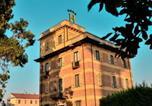 Hôtel Gare de Tortona - Hotel Villa Liberty-2
