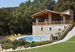 Location vacances Cornellà de Terri - Santa Maria de Camos Villa Sleeps 34 with Pool-1