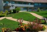 Hôtel Franche-Comté - Hotel Campanile Besançon Nord Ecole Valentin