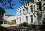Hôtel Lamalou-les-Bains - Château de Rouvignac-1