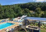 Camping avec Piscine couverte / chauffée Gonneville-sur-Mer - Domaine - Sites et Paysages de la Catinière-1