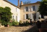 Hôtel Barsac - B&B Les Contreforts-1
