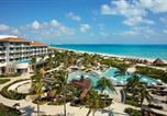 Hôtel Isla Mujeres - Dreams Playa Mujeres Golf & Spa Resort-2