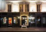 Hôtel 4 étoiles Boulogne-Billancourt - Hôtel Gustave-1