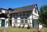 Location vacances Höxter - Ferienwohnung Weseraue-1