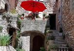 Hôtel Bauduen - Les Remparts Des Templiers-1