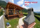 Location vacances Kobarid - Mobile House Kd-2