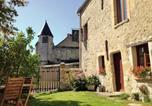 Location vacances Vincelles - Gîte tourelle-1