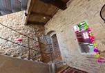 Hôtel Port-Lesney - La Tour Charlemagne-4