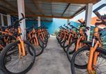 Hôtel Antilles néerlandaises - Bed & Bike Curacao - Jan Thiel-4