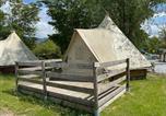 Camping avec Quartiers VIP / Premium Veynes - Camping le Lac Bleu-3