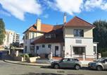Hôtel Dunkerque - B&B Villa Bon Papa-4