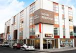 Hôtel Veracruz - Hotel Regional Veracruz-1