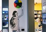 Hôtel Barcelone - Alternative Creative Youth Hostel Barcelona-3