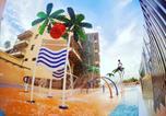 Hôtel Arona - Coral Los Alisios-4