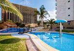 Location vacances Villajoyosa - Magic Atrium Beach-3