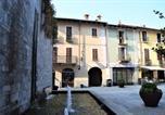 Location vacances  Province de Verceil - Bilocale Vecchio Borgo-1