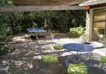 Location vacances Cabrières-d'Avignon - One-Bedroom Holiday home Les Imberts-2
