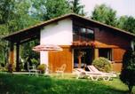 Location vacances Ternuay-Melay-et-Saint-Hilaire - Cozy chalet with dishwasher, in the High Vosges-1