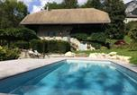 Location vacances Evires - Le Moulin de Dingy - House with 7 bedrooms swimmingpool 20 mn from Annecy-1