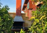 Location vacances La Lantejuela - Cabaña de madera El Oasis del Palomar-2