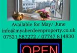 Location vacances Aberdeen - Gallowgate Apartment - central with free parking-1