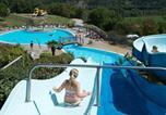 Camping avec Parc aquatique / toboggans Rhône-Alpes - Camping Domaine du Couriou-1