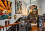 Hôtel Panamá - Lunas Castle Hostel-4