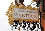 Hôtel Freudenstadt - Hotel Warteck-1