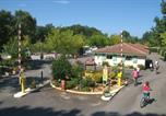 Camping avec Site nature Messanges - Camping Les Acacias-1