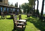 Location vacances  Province de Fermo - Mountain view Holiday home in Montelparo Marche with Swimming Pool-1