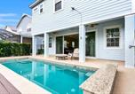Location vacances Davenport - Reunion Resort 6 Bedroom Vacation Home with Pool (2001)-1