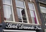 Hôtel Amsterdam - Hotel Damrak Inn-3