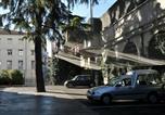 Hôtel 4 étoiles Castries - Apparthotel Eurociel Centre Comédie-2