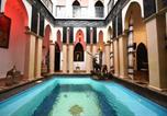 Hôtel Marrakech - Ryad Laârouss-1
