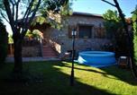 Location vacances Collado Hermoso - Casa Rural El Regajo-1
