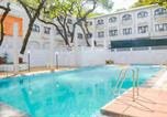 Location vacances Mahabaleshwar - Boutique stay with pool in Mahabaleshwar, by Guesthouser 42940-1