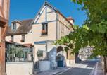 Hôtel Nogent-sur-Seine - Hotel The Originals Aux Vieux Remparts (ex Relais du Silence)-1