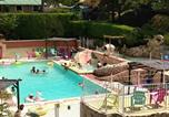 Camping avec Piscine Tence - Domaine Camping Les Roches-1